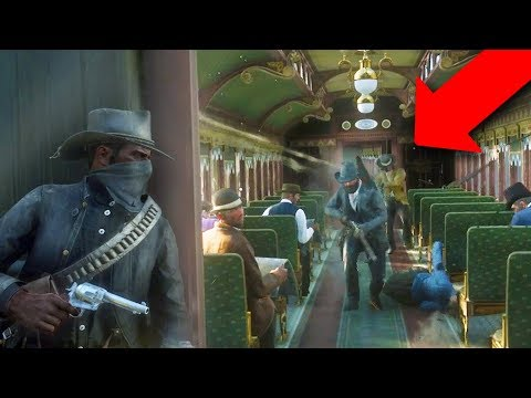 STEALING A TRAIN FROM TRAIN ROBBERS! *INSANE!* | Red Dead Redemption 2 Online Outlaw Life #21 thumbnail
