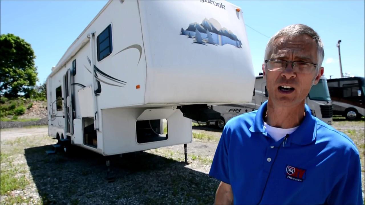 Www I94rv Com 2003 Sunnybrook 30rkts Fth Wheel Rv Camper Travel Wiring Diagrams Trailer