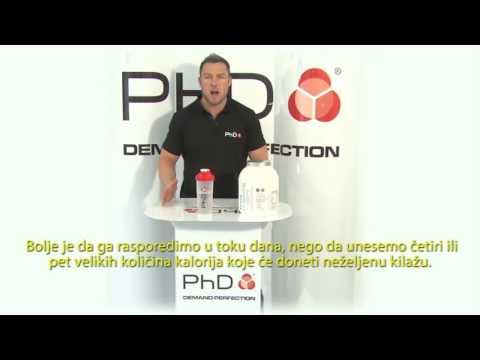 PhD Nutrition Pharma Gain
