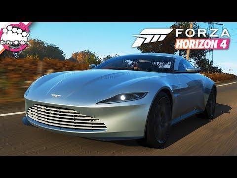 FORZA HORIZON 4 #13 - Echter Filmstar - Let's Play Forza Horizon 4