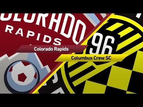 Highlights   Colorado Rapids vs. Columbus Crew   June 3, 2017