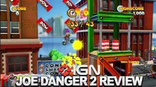 Joe Danger 2: The Movie Review - Video Review