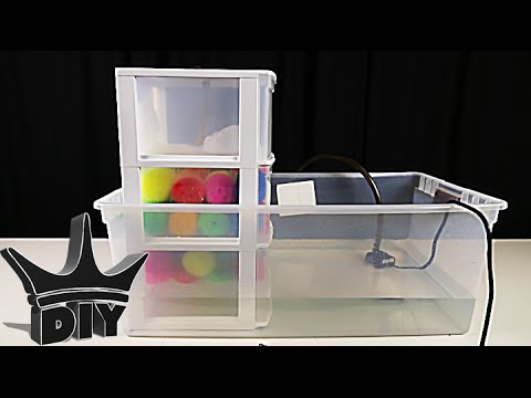 HOW TO: Build a CHEAP aquarium SUMP filter