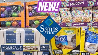 SAM'S CLUB NEW FOOD SNACK FINDS SHOP WITH ME 2021