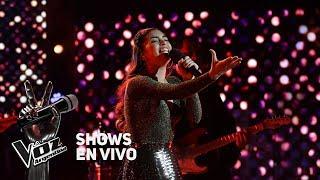 Live Shows #TeamAxel: Amorina canta No te creas tan... de Damas Gratis - La Voz Argentina 2018 YouTube Videos
