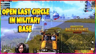 Open last circle in military base Car fights and rush gameplay 28 kills pubgmobile