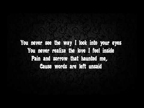 Afgan - My Confession (lirik)