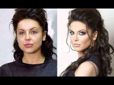 Girls Before And After Makeup YouTube - Before and after makeup photos