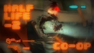 HALF-LIFE 2 co-op - O TRILHO DO TREM ft ANDRE & CADU