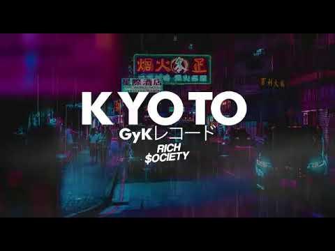 """""""Kyoto"""" - Beat Tape Album   G y K Records ® Rich$ociety ® 2020 #Beats #LoFi"""