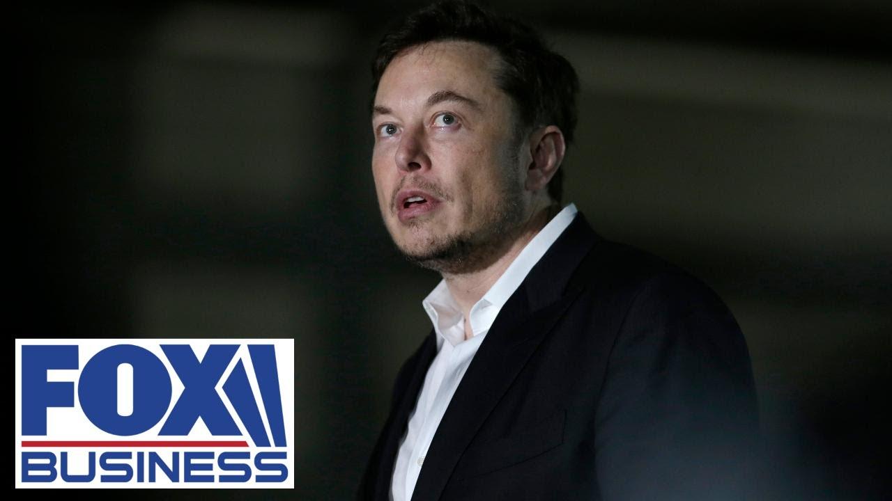 Tesla CEO Elon Musk calls stay-at-home orders 'fascist'