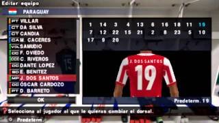EL MEJOR PARCHE EN LA HISTORIA DE PES 2014 PARA PSP