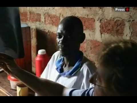 Hospice Africa - Dr Anne Merriman
