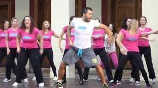 Pasarela Zumba Choreo by ZIN George Kalantzis (HD)