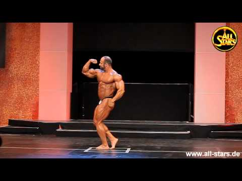 ALL STARS TEAM - Steve Benthin IFBB PRO
