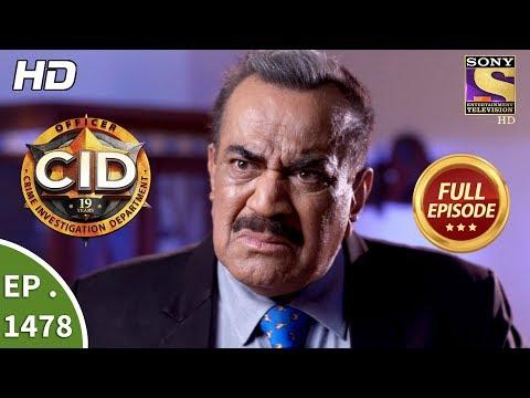 CID - Ep 1478 - Full Episode - 10th December, 2017 thumbnail