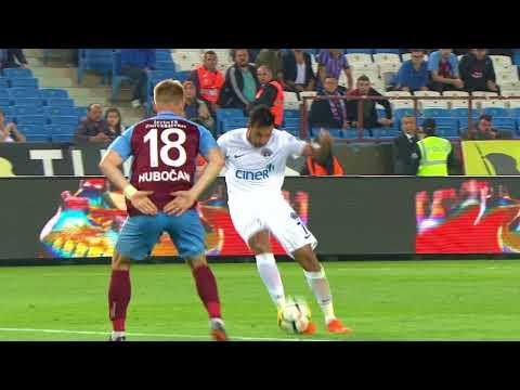 Trabzonspor 2 - 5 Kasımpaşa #Özet