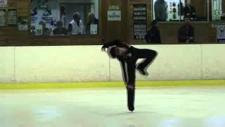 ISU JGP Brisbane 2011 Junior Men Short Program - 5 Keiji TANAKA (JPN)