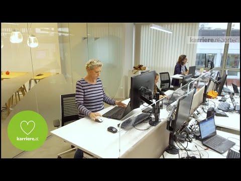 Rundgang durch das Unternehmen Avanade Österreich GmbH auf karriere.at
