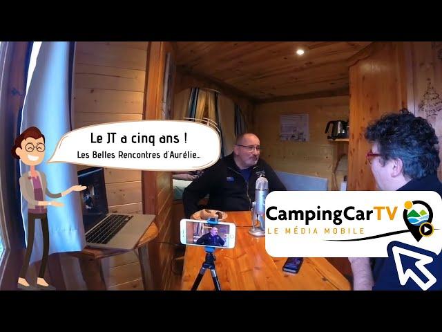 Tourisme en camping-car - Saint-Jean-en-Royans