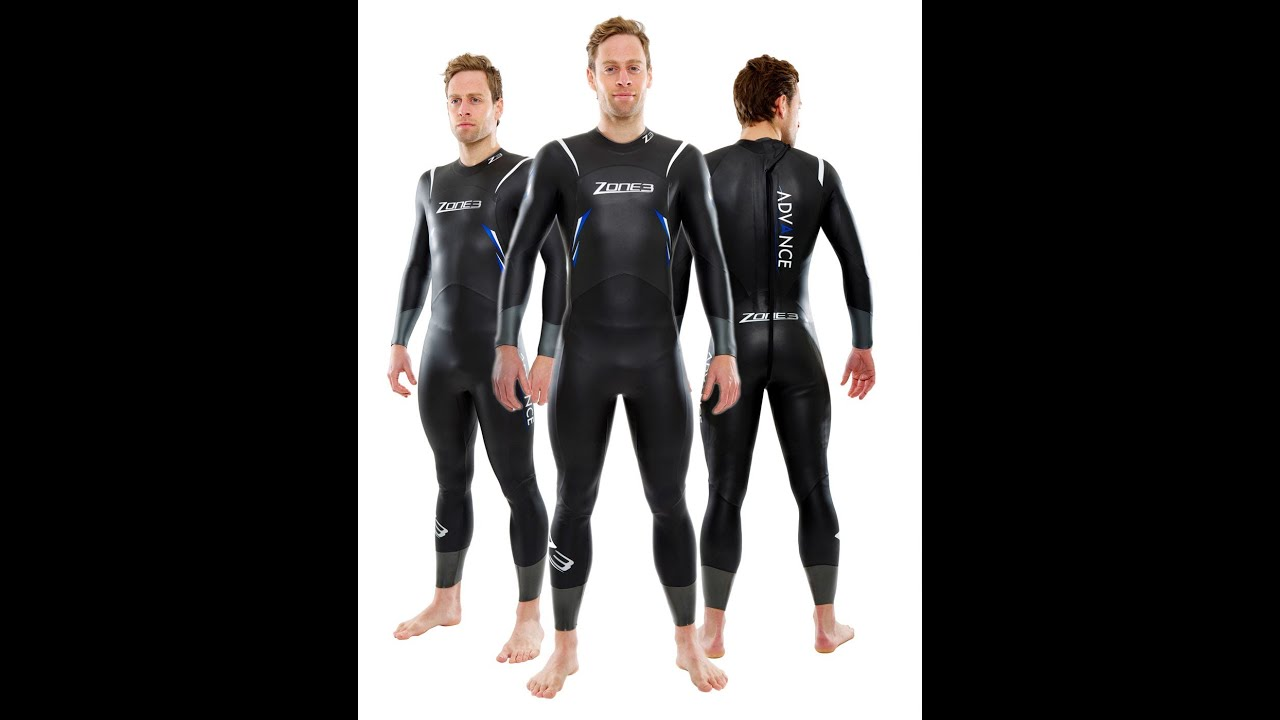 794bf9f7718 Zone3 Advance Men s Wetsuit - Presented by SwimShop - YouTube