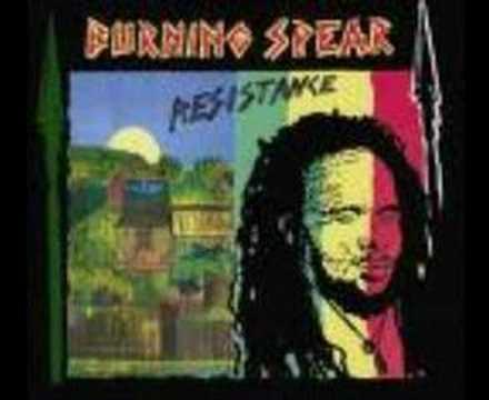 Burning Spear - Mek We Yadd - Resistance