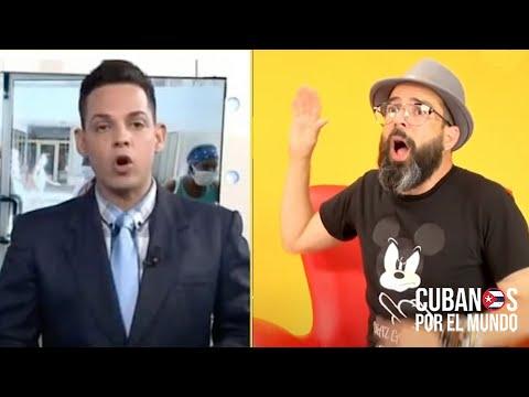 """Otaola deja boquiabierto a todos con detalle de TV Cubana mientras atacaban el tema """"Patria y Vida"""""""