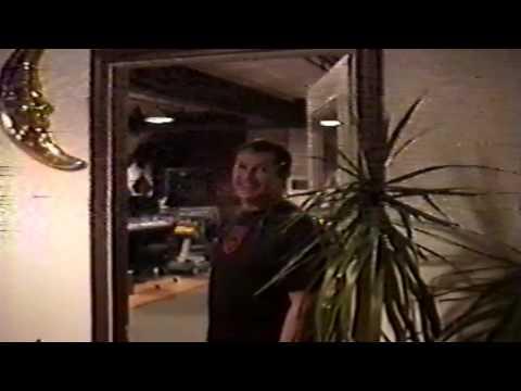 "Drop Kick Jesus -  recording ""Depress The Heart,"" Nov  2000"