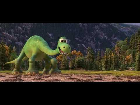 Самый добрый динозавр мультфильм