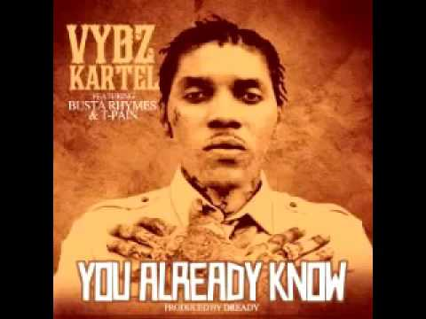 VYBZ KARTEL FT BUSTA RHYMES & T PAIN   PUT IT ON ME MARCH 2017