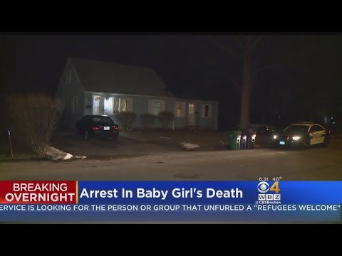 Man Charged In Death Of 7-Month-Old Girl