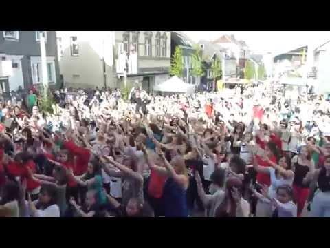 TSB Tanzschule Balsano  Flashmob - Boulevard Gevelsberg 20.05.2012