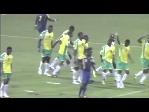 Guyana Golden Jaguars World Cup Qulaifiers BRAZIL 2014.m4v