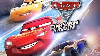 CARS 3 FULL Movie All Cutscenes