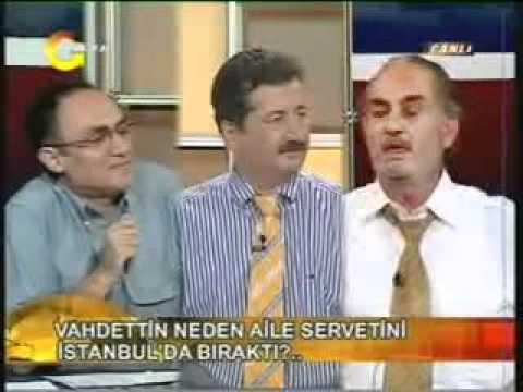(8/8) Sultan Vahideddin Hain Değildir ! Laik profesöre canlı yayında ayar