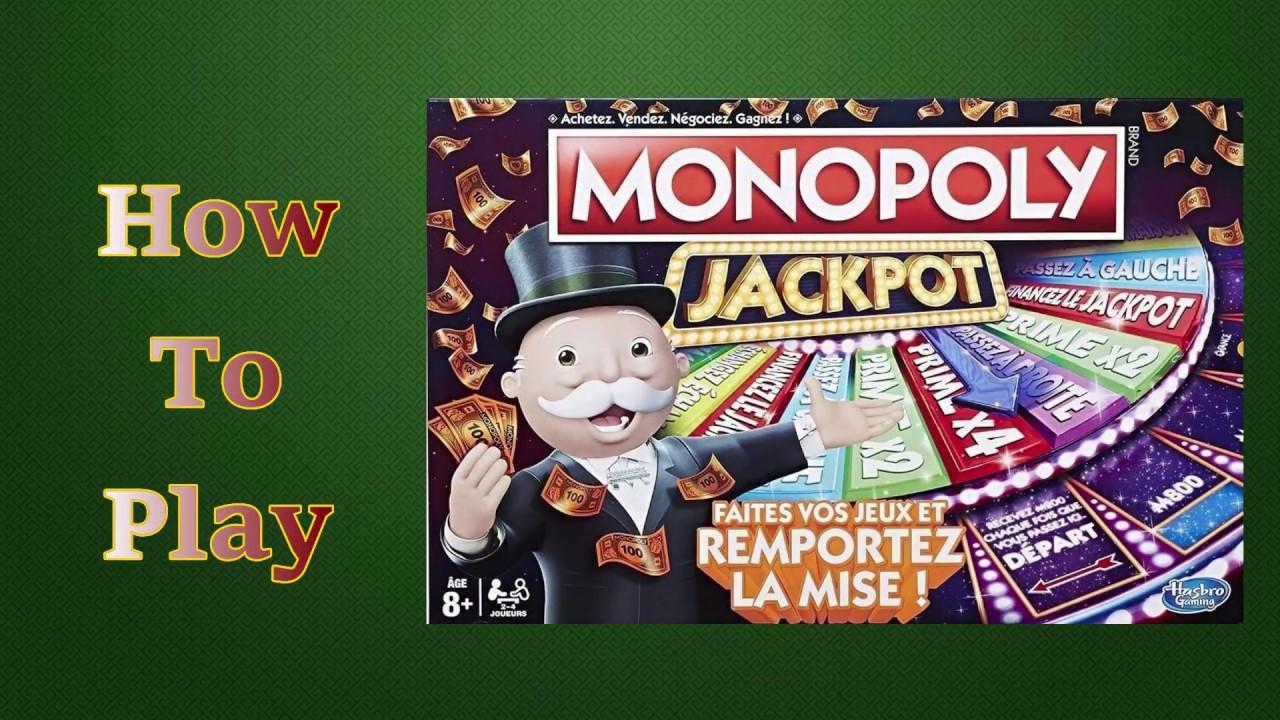 правила монополия джекпот
