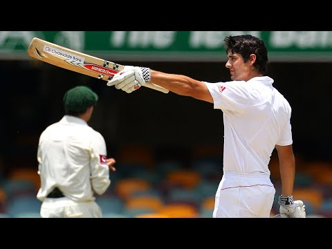 From The Vault: Cook's Marathon At The Gabba
