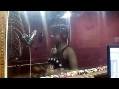 Singer Rajnish Jugnu Recording A New Sad Song In Shivam Studio Patna