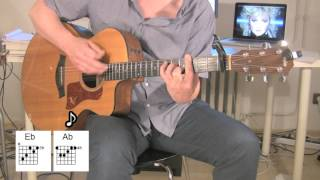 Total Eclipse of the Heart - Acoustic Guitar with original vocal track by Bonnie Tyler