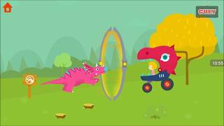 trò chơi Thế giới khủng long Jurassic Dig cu lỳ chơi game lồng tiếng