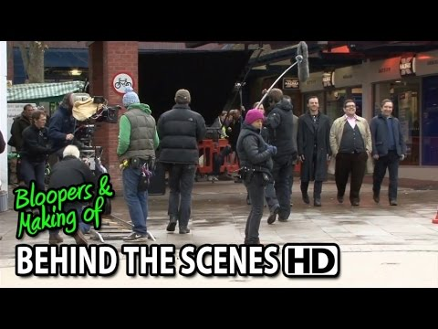 The World's End (2013) Making of & Behind the Scenes (Part1/3)