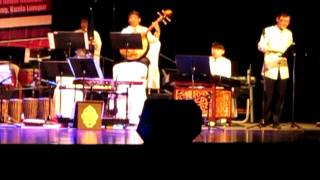 Music Singapore - ASEAN Traditional Music Camp at MaTIC, Kuala Lumpur, Malaysia