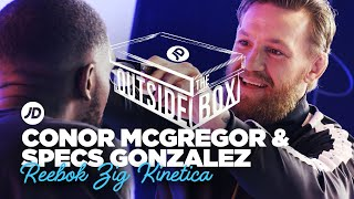 """""""Many a Time a Man's Mouth Broke His Nose!""""   Conor McGregor & Specs Gonzalez   Outside The Box"""