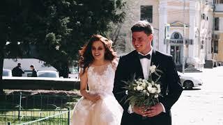 Минифильм Свадьба Ожогиных 28 апреля 2018 года