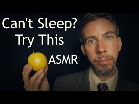 Sleep for the Sleepless ASMR