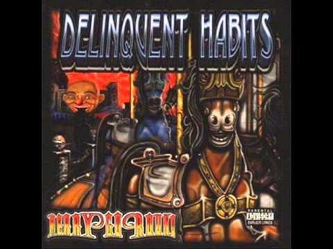 Delinquent Habits - station thirteen
