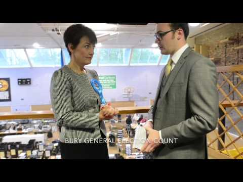 Bury General Election Count 2