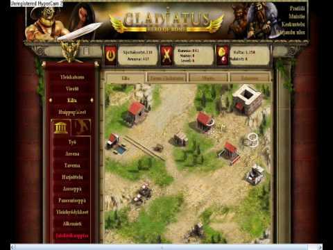 Gladiatus Hero Of Rome