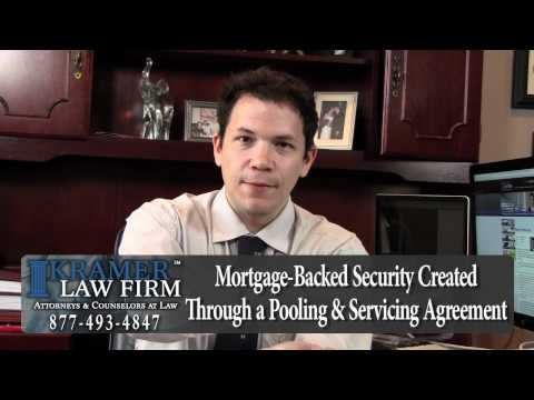 Orlando Foreclosure Defense Lawyer - What You Need to Know About Mortgage-Backed Securities