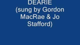 DEARIE (Gordon MacRae & Jo Stafford)